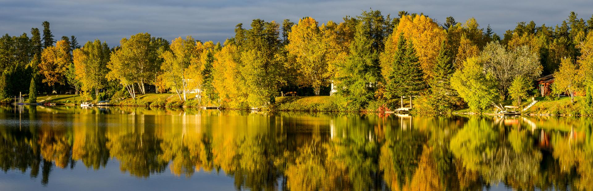 Le Regroupement des Propriétaires du Lac et des Berges du Lac Docteur